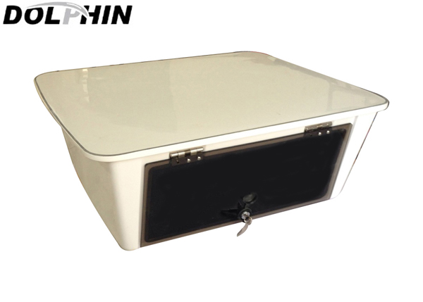 Dolphin DEBOX T-Top Electronics Console Box