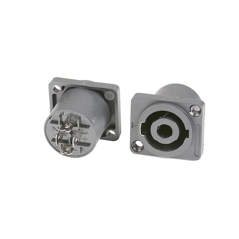 Waketower Pro NL4MP Quick Disconnect - 4-Pole Connector (Male)