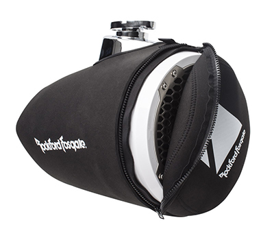 Rockford Fosgate PM265SPF Rockford Marine 6.5 in. Neoprene Wakeboard Tower Covers (pair)