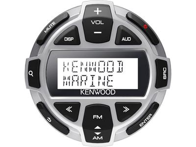 Kenwood KCA-RC55MR Kenwood KCA-RC55MR Wired Marine Transom Remote - Digital